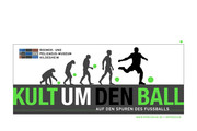 "Ansicht der Website ""Kult um den Ball"""